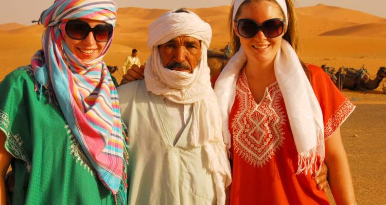 15 Day Highlights of Morocco & Egypt tour