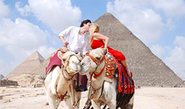 Luxury Honeymoon Cairo, The Nile & Red Sea