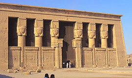 Dendera And Abeydos