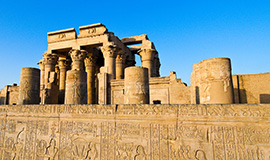 Kom Ombo And Edfu Temples