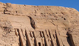 Abu Simbel tour by flight from Cairo
