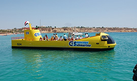 Sharm Submarine Tour