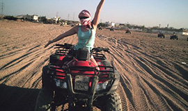 Quad Biking In Sharm El-Sheikh