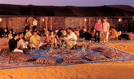 Dinner and camel ride at Bedouin Village Sharm