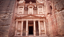 Jordan Petra Day trip from Sharm by ferry