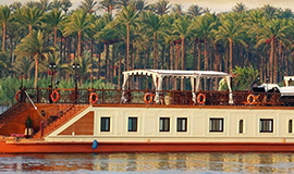 Dahabiya 05 Nights – 06 Days from Esna to Aswan