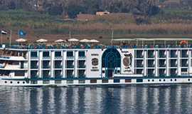 Luxury Egypt Nile Cruise (03 nights Aswan)