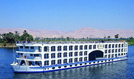 Egypt Nile Cruise (07 nights Aswan Round trip)