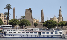 Egypt Nile Cruise (07 nights Luxor Round trip)