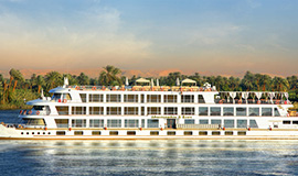 Luxury Egypt Nile Cruise (07 nights Luxor Round trip)