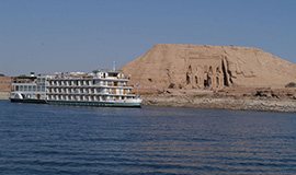 Lake Nasser Cruise (3 Nights Abu Simbel)