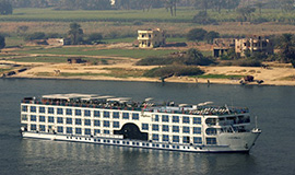 Luxury Egypt Nile Cruise (04 nights Luxor)