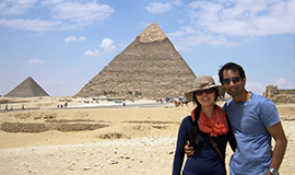 Egypt and Jordan tour