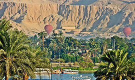 "7 Nights Nile Cruise & 7 Nights Luxor ""With direct flight from London"""