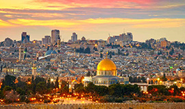 Holy Land Israel, Jordan and Egypt tour