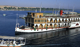 Cairo & Nile Steam Cruise Ship | SS Sudan Steamer