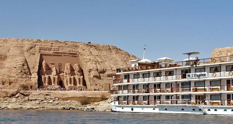 Ancient Egypt 14 nights from London to Luxor and Lake Nasser Cruise